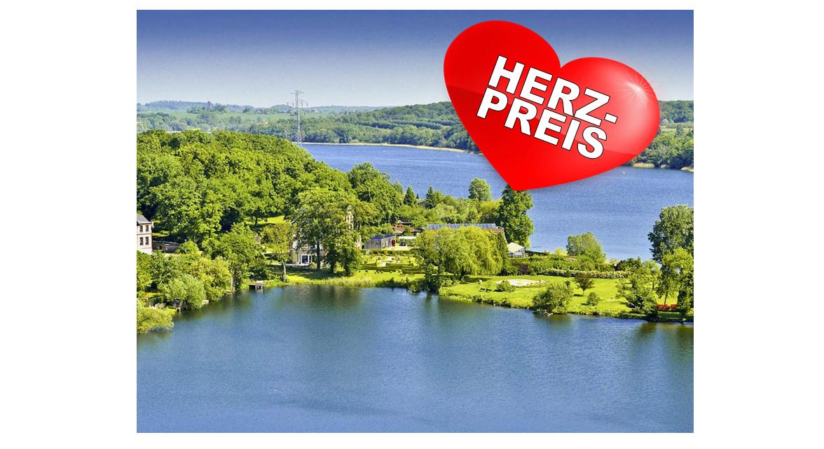 Mecklenburgische Seenplatte Kartenansicht.Herzpreis Reise Mecklenburgische Seenplatte Und Die Perle Der